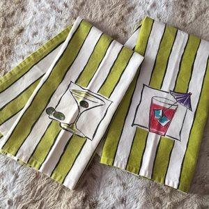 Cocktail 🍸 Kitchen Towels